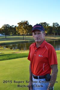 Richard Clark Golfer