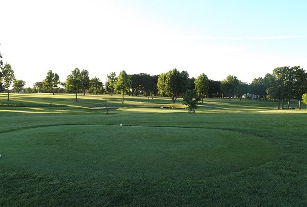 best small town missouri golf